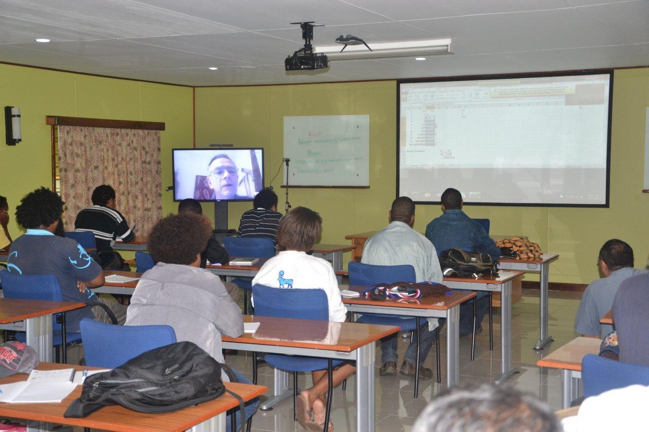 ویدیو کنفرانس در آموزش