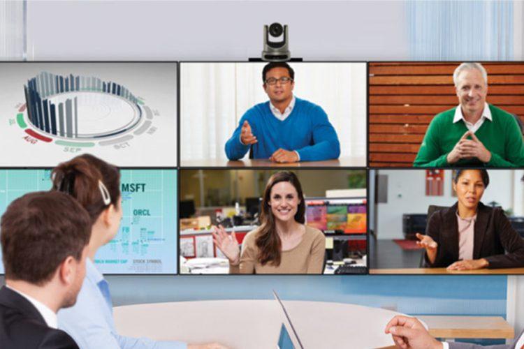 ۵ کمک بزرگ ویدیو کنفرانس به تجارت